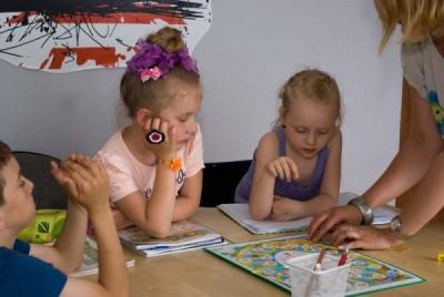 Uczniowie- centrum języków obcych Convers