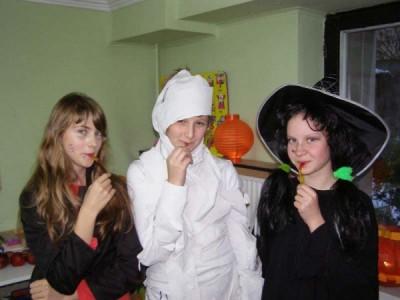 Halloween - centrum języków obcych Convers