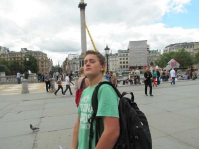 Londyn 2012 - centrum języków obcych Convers