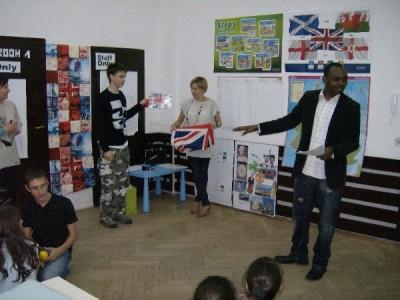 Bliżej Wysp Brytyjskich - projekt 2012 - Convers