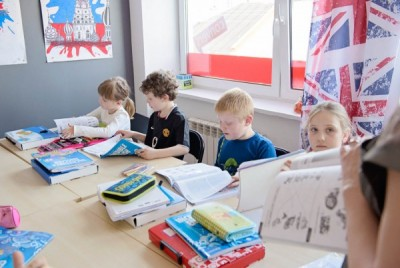 Zajęcia w centrum języków obcych Convers