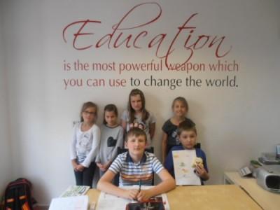 Nasza szkoła - centrum języków obcych Convers
