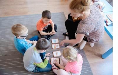 Zajęcia dla dzieci wczesnoszkolnych - Convers