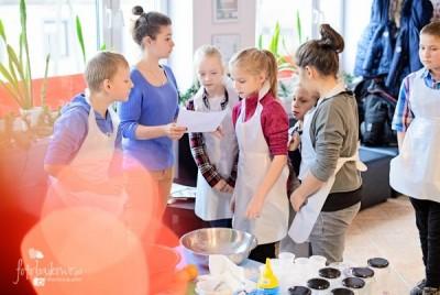 Zajęcia dla dzieci wczesnoszkolnych w centrum języków obcych Convers